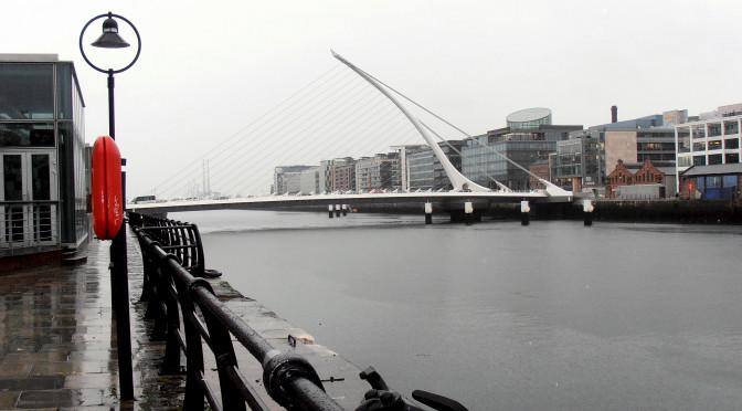 Особености на ирландския градски пейзаж
