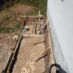 03: Изливането на бетона