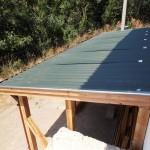 08: Покривът от ондулин