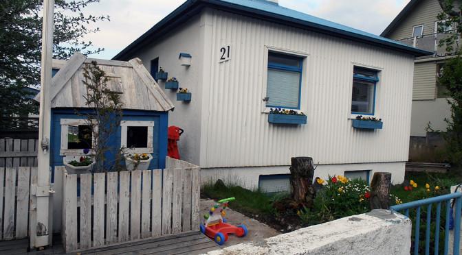 Къщички за птици / Исландия