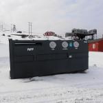 и контейнер за боклук