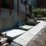 бетон и пътека