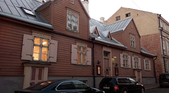 Градски гледки от Прибалтика